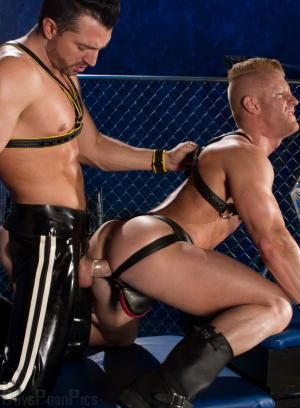 Gay Leather Fetish Pictures - 172 Galleries