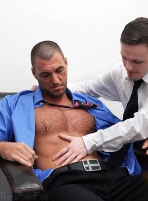 Gay office Porn Pictures - 77 Galleries