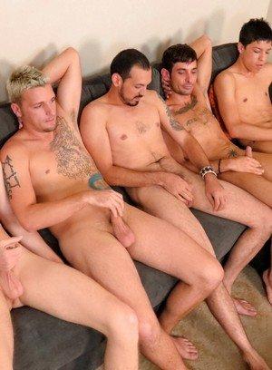 Hot Boy Joshua Evans,Adam Park,Geo Reigns,Derek,Jason Lee,