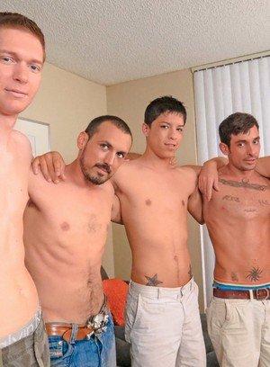 Cute Gay Joshua Evans,Adam Park,Geo Reigns,Derek,Jason Lee,