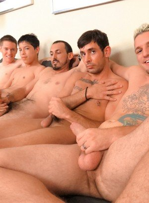 Seductive Man Derek,Jason Lee,Joshua Evans,Adam Park,Geo Reigns,