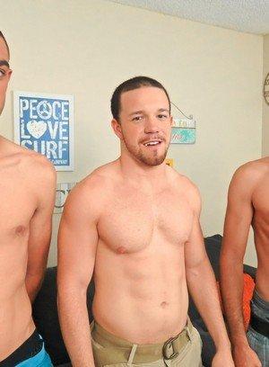 Sexy Guy Nick Decker,Damian,Geo Reigns,