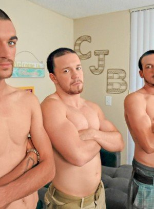 Big Dicked Gay Damian,Geo Reigns,Nick Decker,