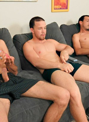 Wild Gay Damian,Geo Reigns,Nick Decker,