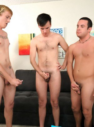 Hunky Gay Josh Hodges,Aaron Slate,Kolton Ray,