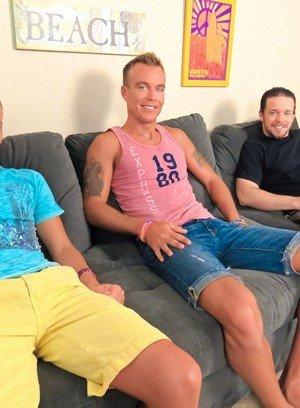 Hot Gay Ryan Ashland,Jay Thomas,Nick Decker,