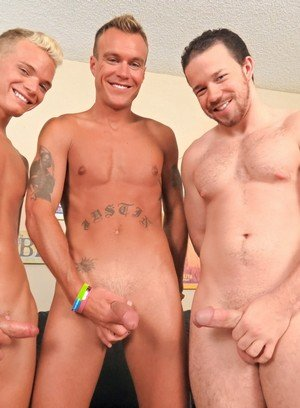 Hot Boy Nick Decker,Ryan Ashland,Jay Thomas,