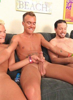 Naked Gay Nick Decker,Ryan Ashland,Jay Thomas,