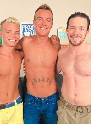 Sexy Dude Nick Decker,Ryan Ashland,Jay Thomas,