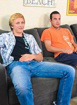 Hot Gay Josh Hodges,Kolton Ray,