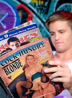 Hot Gay Joey Cooper,Alex Andrews,