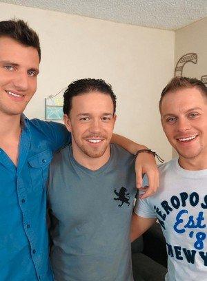 Hot Guy Nick Decker,Isaac Conn,Caleb Jones,