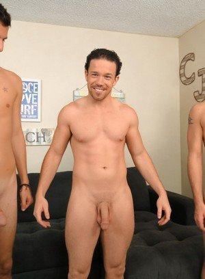 Sexy and confident Nick Decker,Isaac Conn,Caleb Jones,