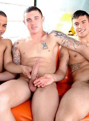 Big Dicked James Ryder,Joey Rico,Trelino,