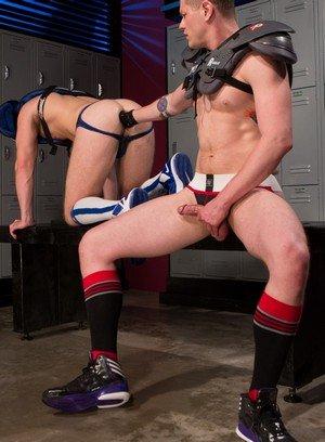 Naked Gay Brian Bonds,