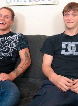 Hot Gay Isaac Conn,James Smith,