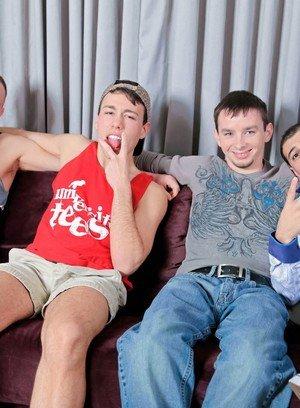 Sexy Dude Trent Jackson,Kirk Cummings,Blake Stone,Jake Jammer,