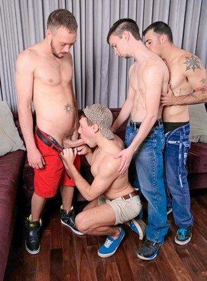Cock Hungry Dude Trent Jackson,Kirk Cummings,Blake Stone,Jake Jammer,