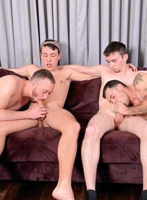 Sexy Guy Trent Jackson,Kirk Cummings,Blake Stone,Jake Jammer,