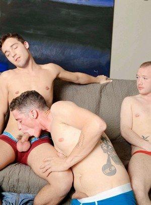 Wild Gay Sean Christian,Aiden Conners,Tyler Morgan,