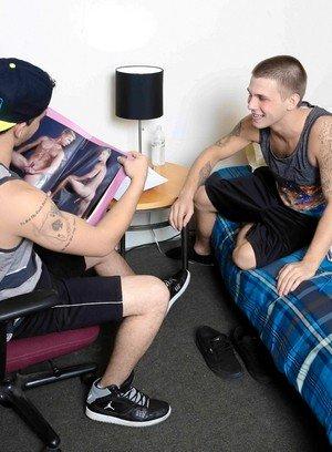 Hot Gay Trevor Spade,Trent Ferris,