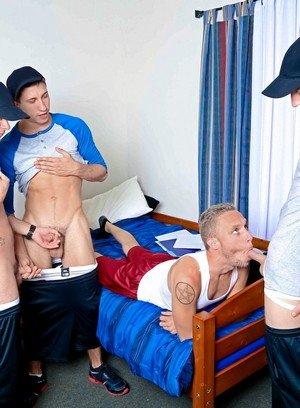 Wild Gay Leo Carden,Bobby Hudson,Shane Jacobs,Aj Monroe,