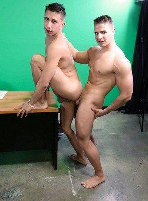 Hunky Gay Shane Jacobs,Logan Vaughn,
