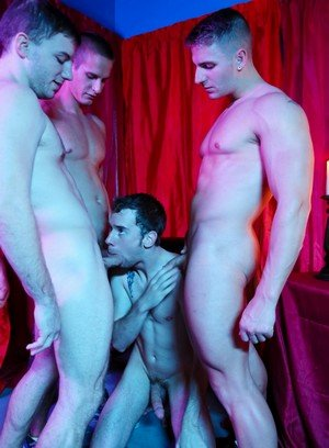 Hunky Gay Doug Acre,Logan Vaughn,Jacques Lavere,Tripp Townsend,