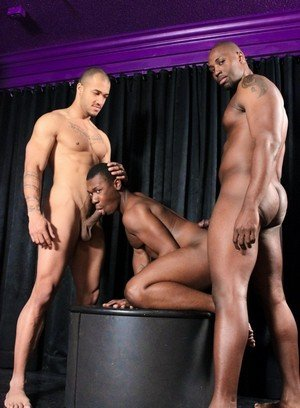 Hot Boy Nubius,Kiern Duecan,Damian Brooks,