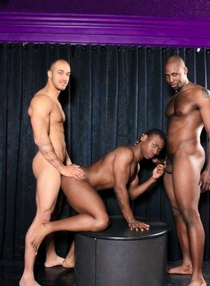 Naked Gay Damian Brooks,Kiern Duecan,Nubius,