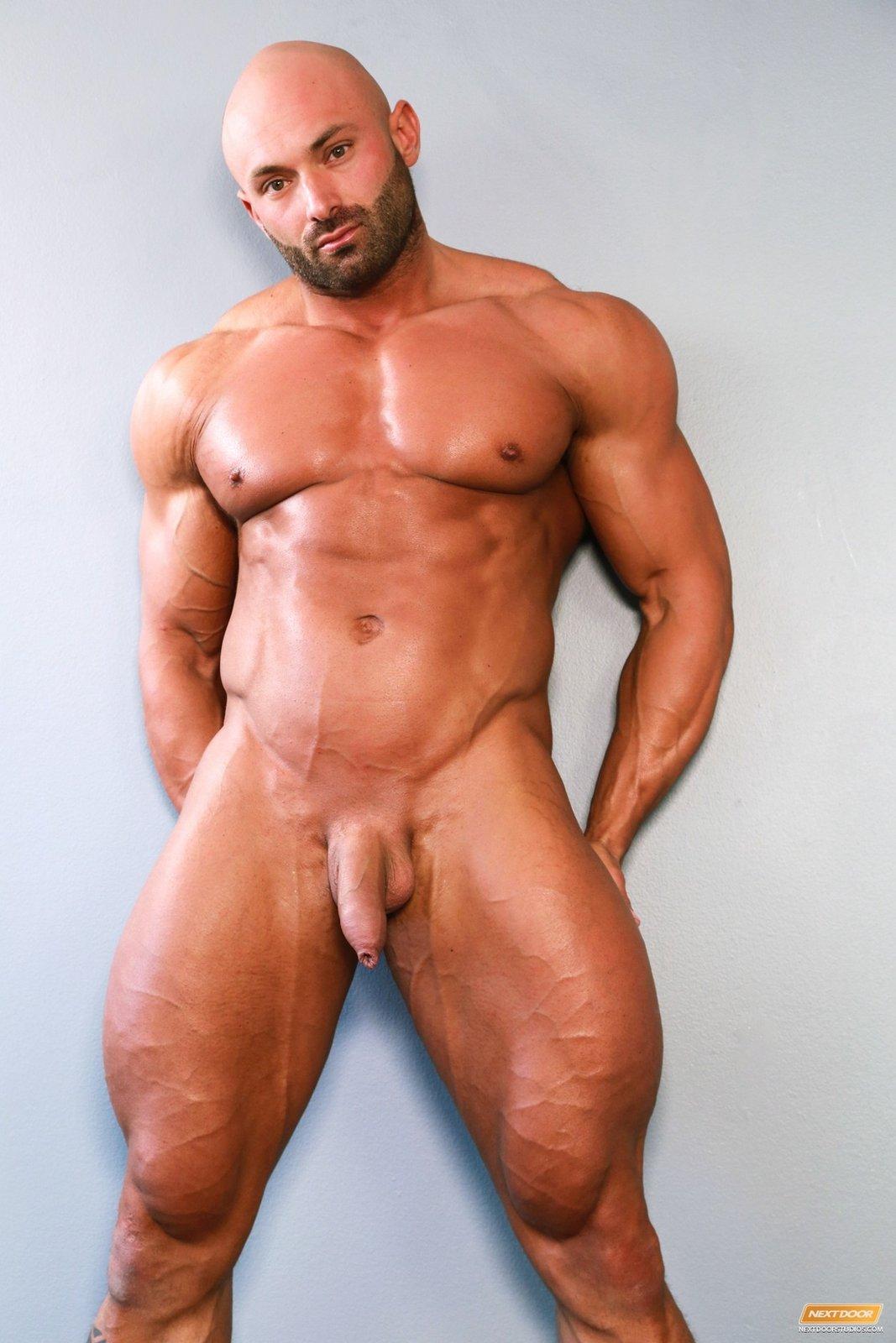 Muscle Black Guys Fucking