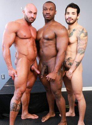 Big Dicked Gay Max Chevalier,Draven Torres,Marc Williams,