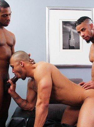 Naked Gay Krave Moore,Jin Powers,Kiern Duecan,