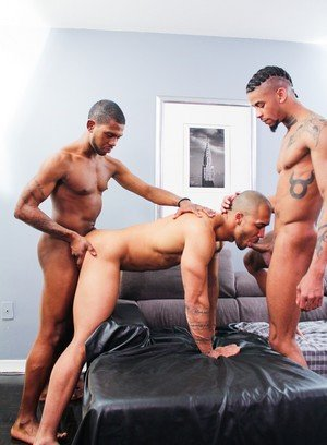 Horny Gay Krave Moore,Jin Powers,Kiern Duecan,