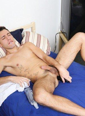Handsome Guy Blake Stone,