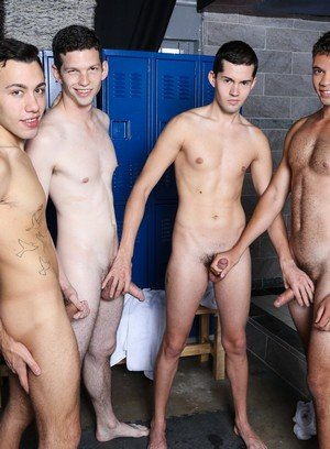 Hot Boy Duane Fontana,Jamie Del Rey,Benn Heights,Blake Stone,