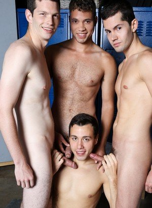 Hunky Gay Duane Fontana,Jamie Del Rey,Benn Heights,Blake Stone,