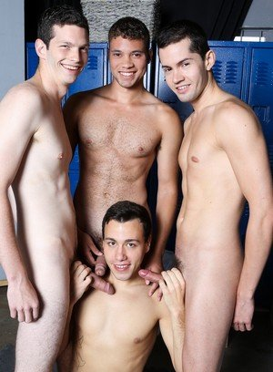 Cocky Boy Duane Fontana,Jamie Del Rey,Benn Heights,Blake Stone,