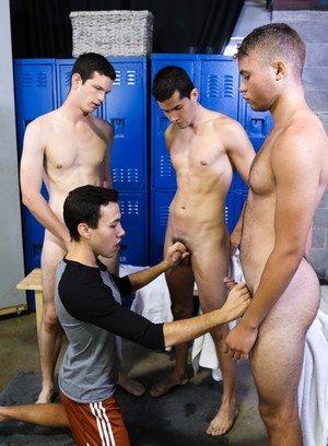 Handsome Guy Jamie Del Rey,Benn Heights,Blake Stone,Duane Fontana,