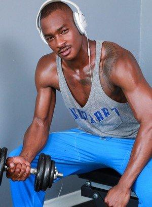 Sexy Dude Tyson Tyler,Damian Brooks,