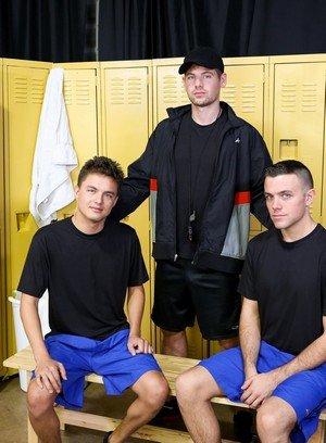 Hot Gay Connor Halsted,Derek Scott,Alan Kennedy,