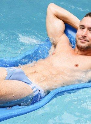 Hot Gay Javier Cruz,Colt Rivers,
