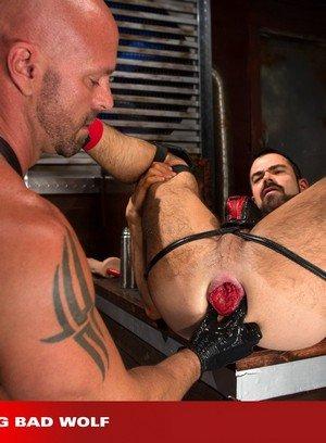 Hunky Gay Dolan Wolf,Mitch Vaughn,