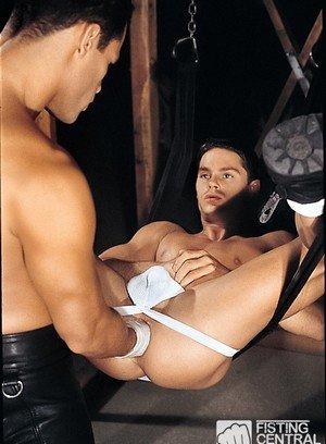 Naked Gay Marcelo Reeves,Christopher Scott,