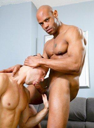 Hot Gay Brandon Jones,Marlone Starr,