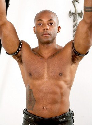 Hot Guy Marlone Starr,Osiris Blade,