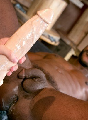 Cock Hungry Dude Byron Saint,Race Cooper,