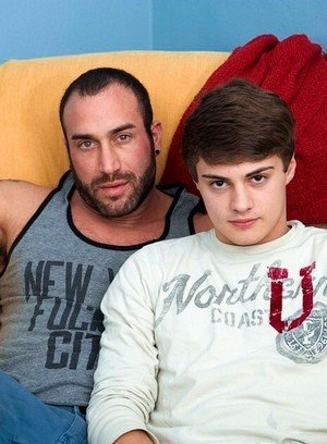 Hot Gay Hunter Page,Spencer Reed,