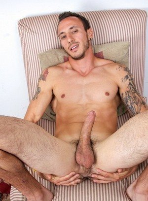 Handsome Guy Tony Dinero,