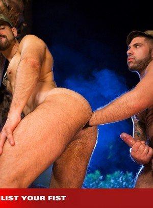 Hunky Gay Dolan Wolf,Alessandro Del Toro,